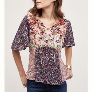 Anthropologie HD in Paris Palo Alto Blouse